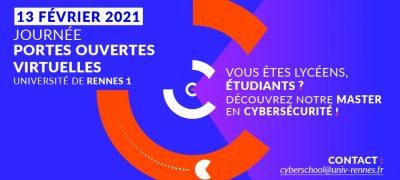 Virtual Open Day – Université de Rennes 1